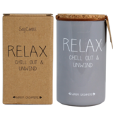 SOJAKAARS – RELAX, CHILL OUT AND UNWIND – GEUR: WARM CASHMERE_