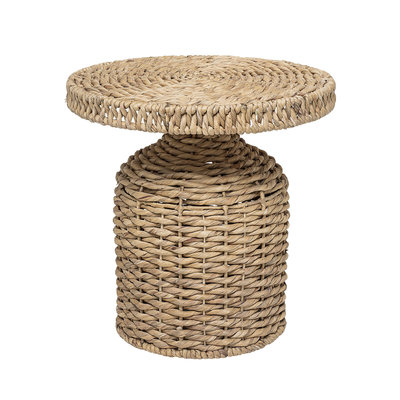 Bloomingville Camo Sidetable, Nature, Water hyacinth